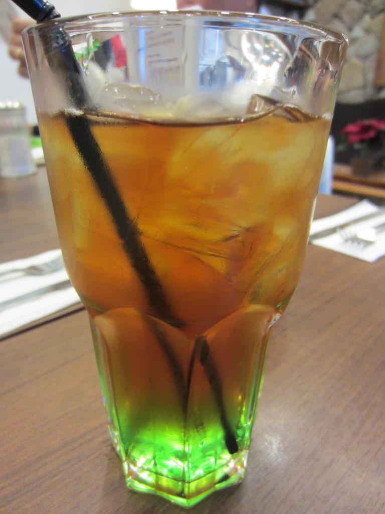 My amazing Swedish Apple Tea! Looooove the color blend~